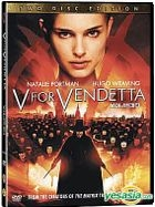 V for Vendetta 2disc Edition (Korean Version)
