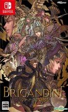 Brigandine: The Legend of Runersia (Normal Edition) (Japan Version)