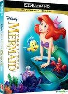 The Little Mermaid (4K Ultra HD + Blu-ray) (Korea Version)
