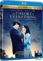 The Theory of Everything (2014) (Blu-ray) (Hong Kong Version)