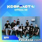 SF9 - KCON:TACT 4 U Official MD (Film Keyring)