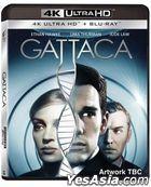 Gattaca (1997) (4K Ultra HD + Blu-ray) (Taiwan Version)