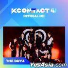 The Boyz - KCON:TACT 4 U Official MD (AR & Behind Photo Set)