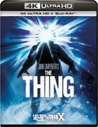 The Thing (1982) (4K Ultra HD + Blu-ray) (Japanese Dub) (Japan Version)