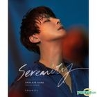 Shin Hye Sung Special Album - Serenity (Color Version) + 2 Posters in Tube
