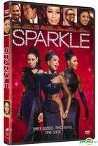 Sparkle (2012) (Blu-ray) (Hong Kong Version)
