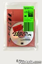 OMEGA X Single Album Vol. 1 - WHAT'S GOIN' ON (E Version) + Poster in Tube (E Version)