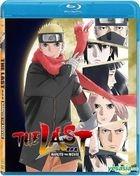 The Last Naruto The Movie (Blu-ray) (Hong Kong Version)