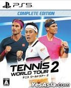 Tennis World Tour 2 (Japan Version)