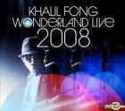 Wonderland Live 2008 (DVD+CD)