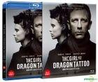 The Girl with The Dragon Tattoo (2011) (Blu-ray) (Korea Version)
