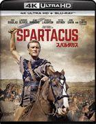 Spartacus [4K Ultra HD + Blu-ray] (Japan Version)