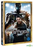 Real Steel (DVD) (Korea Version)
