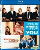 This is Where I Leave You (2014) (Blu-ray) (Hong Kong Version)