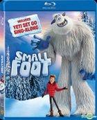 Smallfoot (2018) (Blu-ray) (Hong Kong Version)