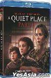 A Quiet Place Part II (2020) (Blu-ray) (Hong Kong Version)