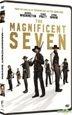The Magnificent Seven (2016) (DVD) (Hong Kong Version)