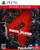 Back 4 Blood (Deluxe Edition) (Japan Version)