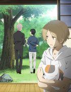 Natsume Yujin Cho Ishiokoshi And Ayashiki Raihousha (Blu-ray) (Limited Edition)(Japan Version)