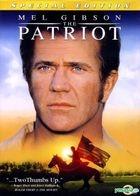 The Patriot (2000) (DVD) (Hong Kong Version)