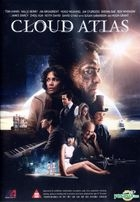 Cloud Atlas (2012) (DVD) (Hong Kong Version)