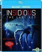 Insidious: The Last Key (2018) (Blu-ray + Digital)(US Version)