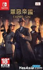 Empire of Sin  (Asian Chinese / Japanese / English Version)
