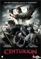 Centurion (2010) (DVD) (Hong Kong Version)