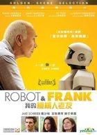 Robot & Frank (2012) (VCD) (Hong Kong Version)