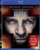 The Rite (2011) (Blu-ray) (Hong Kong Version)