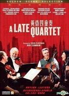 A Late Quartet (2012) (DVD) (Hong Kong Version)