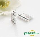 You Who Came From The Stars (SBS TV Drama) Style - Julia Earrings (Silver)