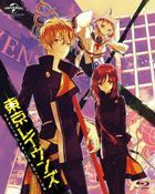 Tokyo Ravens (Blu-ray Box) (Low Priced Edition) (Japan Version)