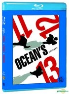Ocean's Trilogy (Blu-ray) (3-Disc) (First Press Limited Edition) (Korea Version)