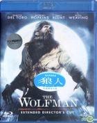 The Wolfman (2010) (Blu-ray) (Hong Kong Version)