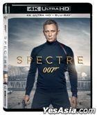 Spectre (2015) (4K Ultra HD + Blu-ray) (Hong Kong Version)
