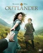 Outlander Season 1 Box (DVD)(Japan Version)