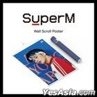 SuperM - Wall Scroll Poster (Mark Version)