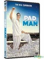 Pad Man (2018) (DVD) (English Subtitled) (Hong Kong Version)