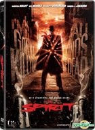 The Spirit (2008) (DVD) (Hong Kong Version)