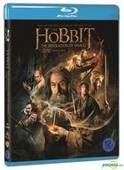The Hobbit: The Desolation of Smaug (2013) (Blu-ray) (2-Disc) (Korea Version)