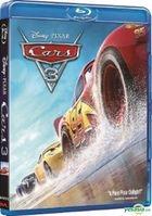 Cars 3 (2017) (Blu-ray) (Hong Kong Version)
