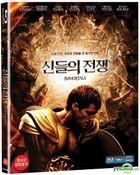 Immortals (Blu-ray) (Korea Version)