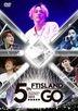 "5th Anniversary Arena Tour 2015 ""5.....GO"" (Japan Version)"