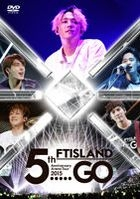 5th Anniversary Arena Tour 2015 '5.....GO' (Japan Version)