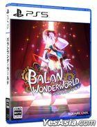 BALAN WONDERWORLD (Japan Version)