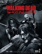 The Walking Dead 10 Blu-ray Box 2 (Japan Version)