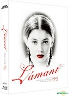 The Lover (Blu-ray) (4K Remastering Limited Edition) (Korea Version)