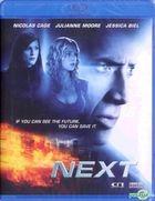 Next (2007) (Blu-ray) (Hong Kong Version)