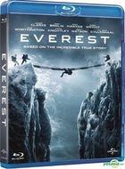 Everest (2015) (Blu-ray) (2D) (Hong Kong Version)